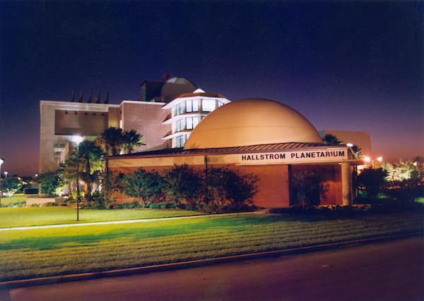 Massey Campus, Hallstrom Planetarium (Building N)