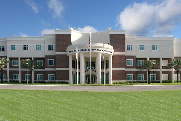 Treasure Coast Public Safety Training Complex, Building PS-2, Bailey Auditorium